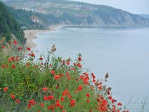 Пляж. Бяла. Болгария.