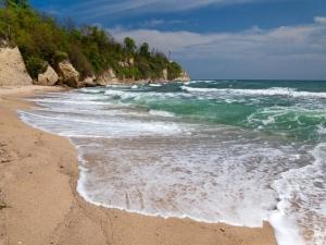 Бяла. Пляж
