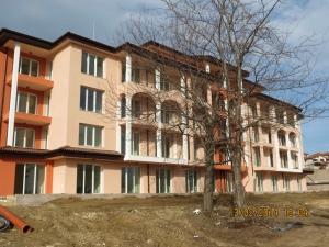 Антик Палас ( Бяла)  Южный фасад