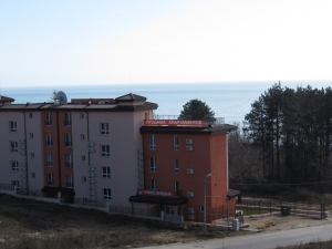 Болгария. Бяла. Северный фасад