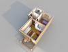 Апартаменты А 2-1 3D вид AntiquePalace