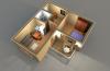 Апартаменты Б 2-1 3D вид AntiquePalace